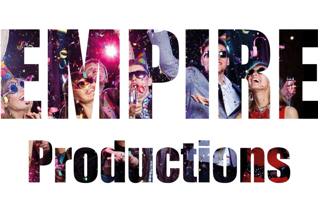 Empire Productions wild party header phono